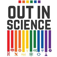 Logo: Out in Science